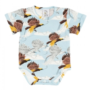 Body Greater Bird short